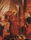 Michael Pacher: A kánai menyegző csodája