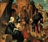Albrecht Dürer: A királyok imádása 2.